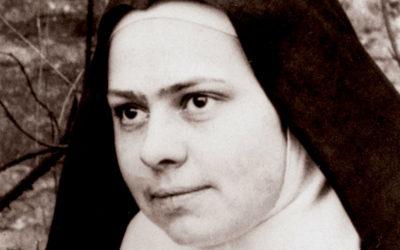 8 novembre: Sainte Elisabeth de la Trinité