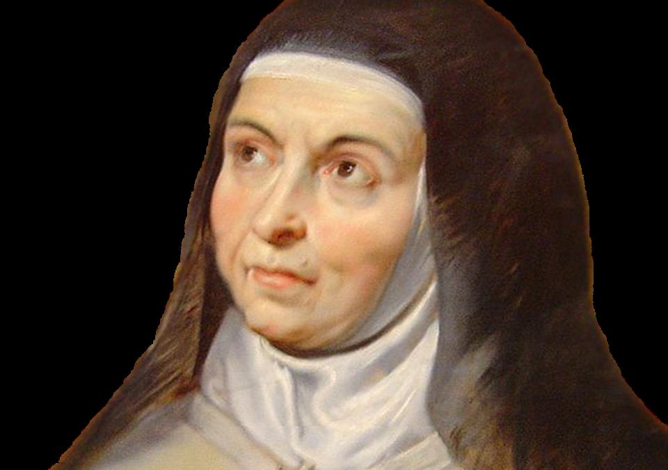 15 octobre: Sainte Thérèse de Jésus