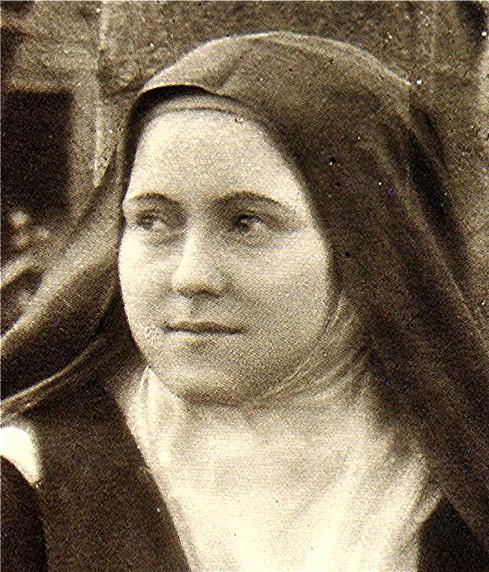 1er octobre: Sainte Thérèse de l'Enfant Jésus