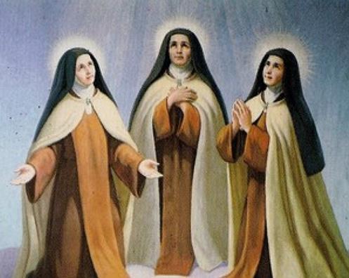 24 juillet: Bienheureuses Marie Pilar et ses compagnes