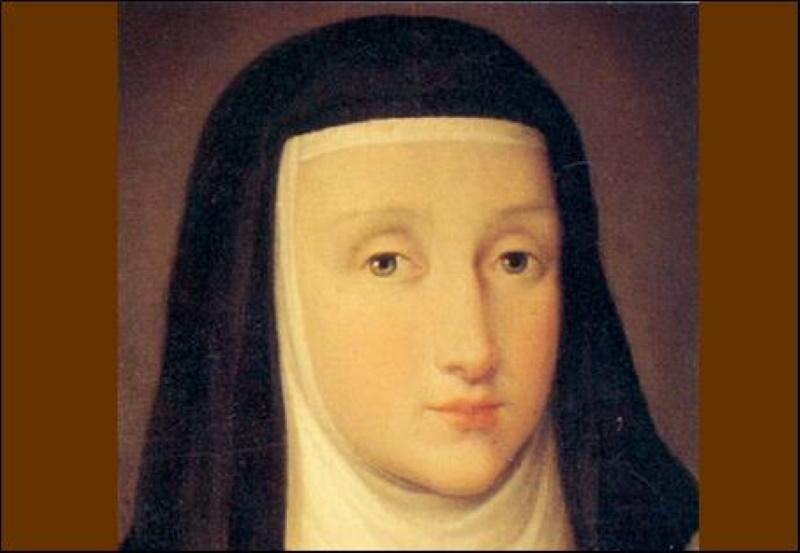 1er septembre: Sainte Thérèse-Marguerite du Sacré Cœur