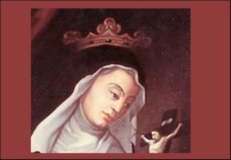 5 novembre: Bienheureuse Françoise d'Amboise
