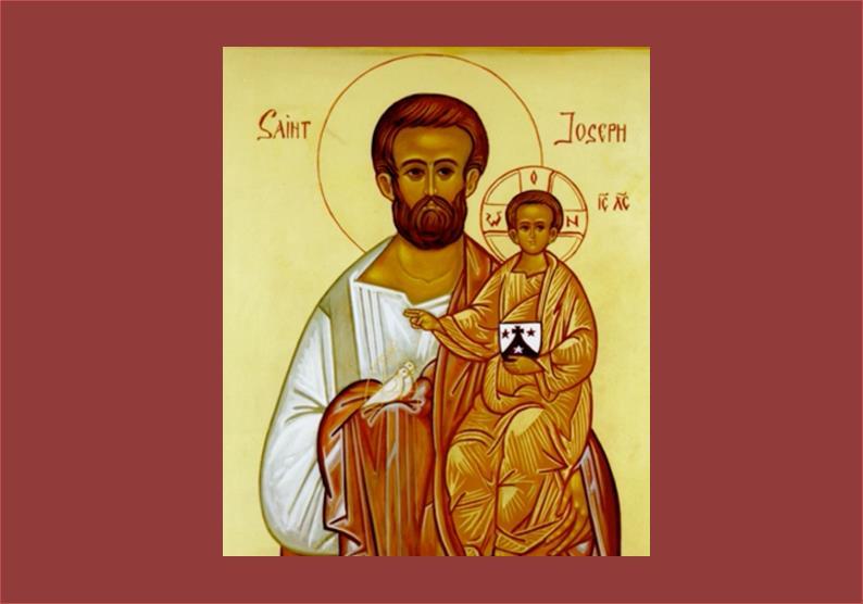 Saint Joseph, Patron du Carmel